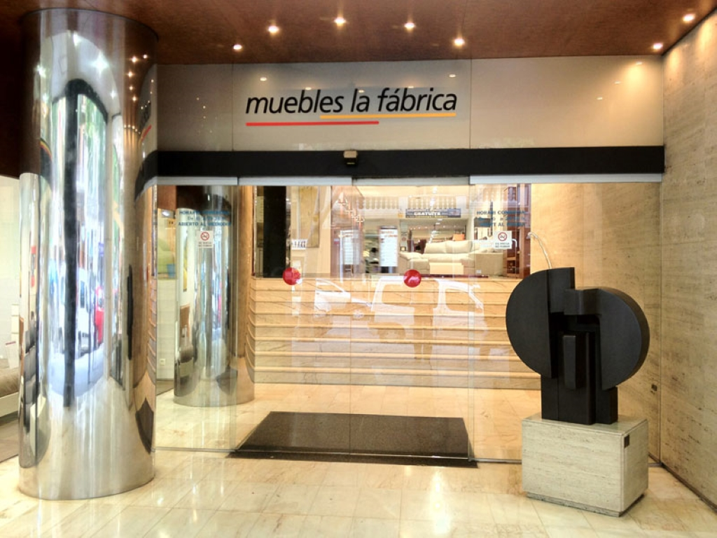 Furniture muebles la f brica in barcelona furniture in spain for Muebles la fabrica precios
